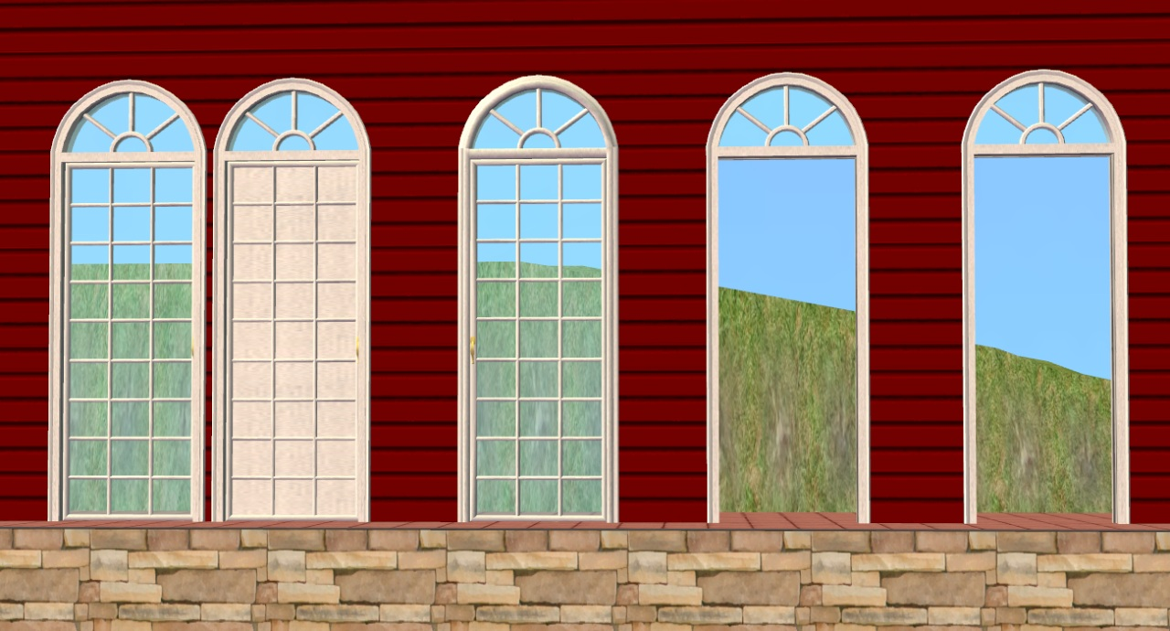 Mod the sims re do la fen tre window expansion set for Fenetre dos windows 7