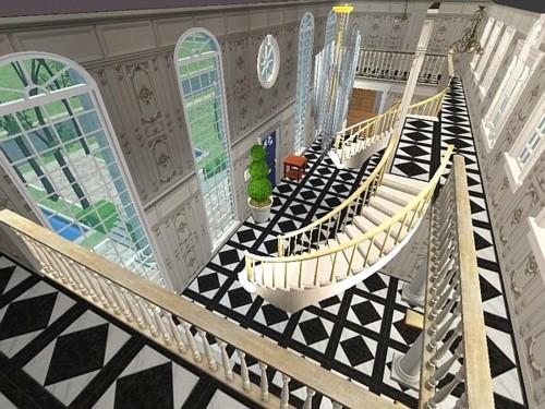 Sims Foyer Ideas : Georgian palladian window sims bittorrentprestige