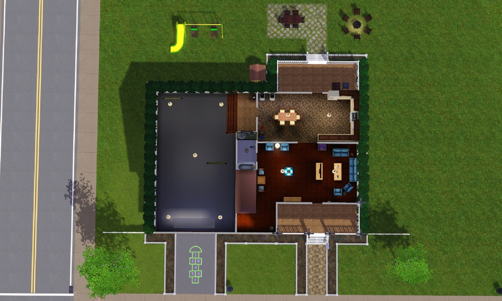 Constrain Floor Elevation Sims 4 : Mod the sims emerald acres