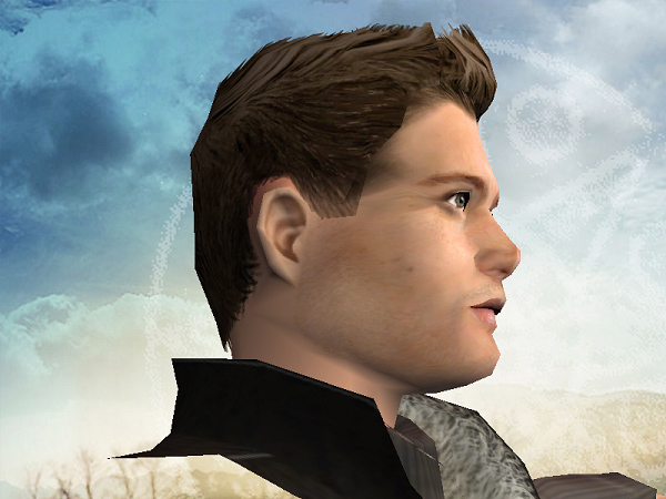 Mod The Sims - Dean Winchester played by Jensen Ackles on