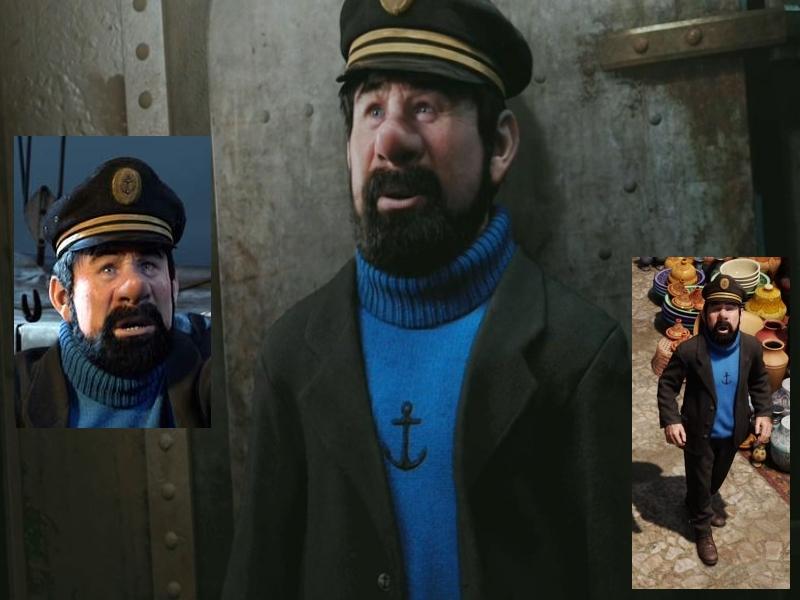 Mod The Sims - Captain Haddock's uniform