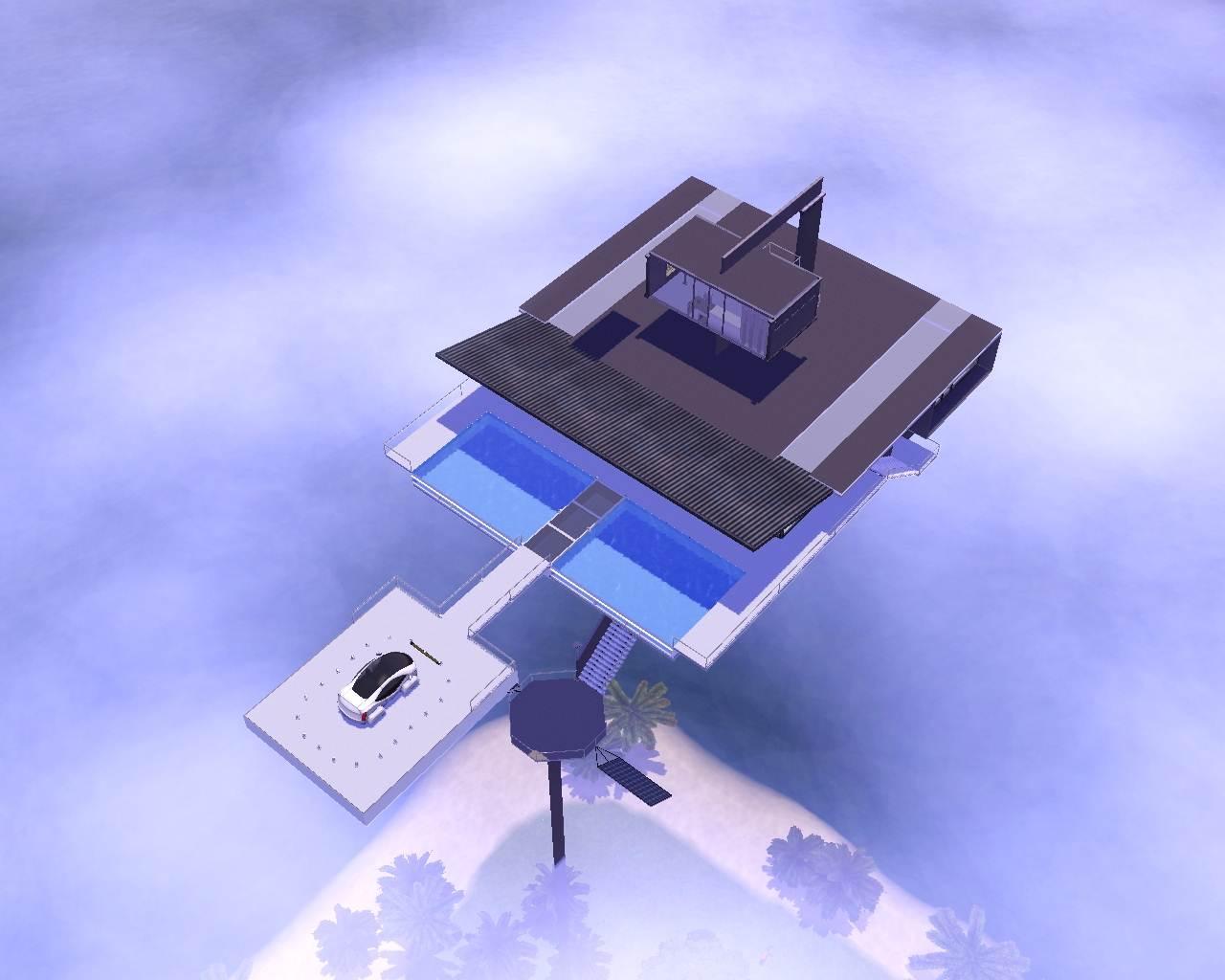 Mod The Sims Oblivion Sky Tower