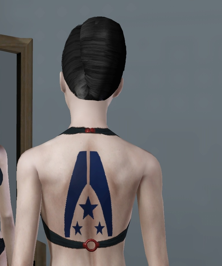 Mod The Sims Alliance Tattoo Pack
