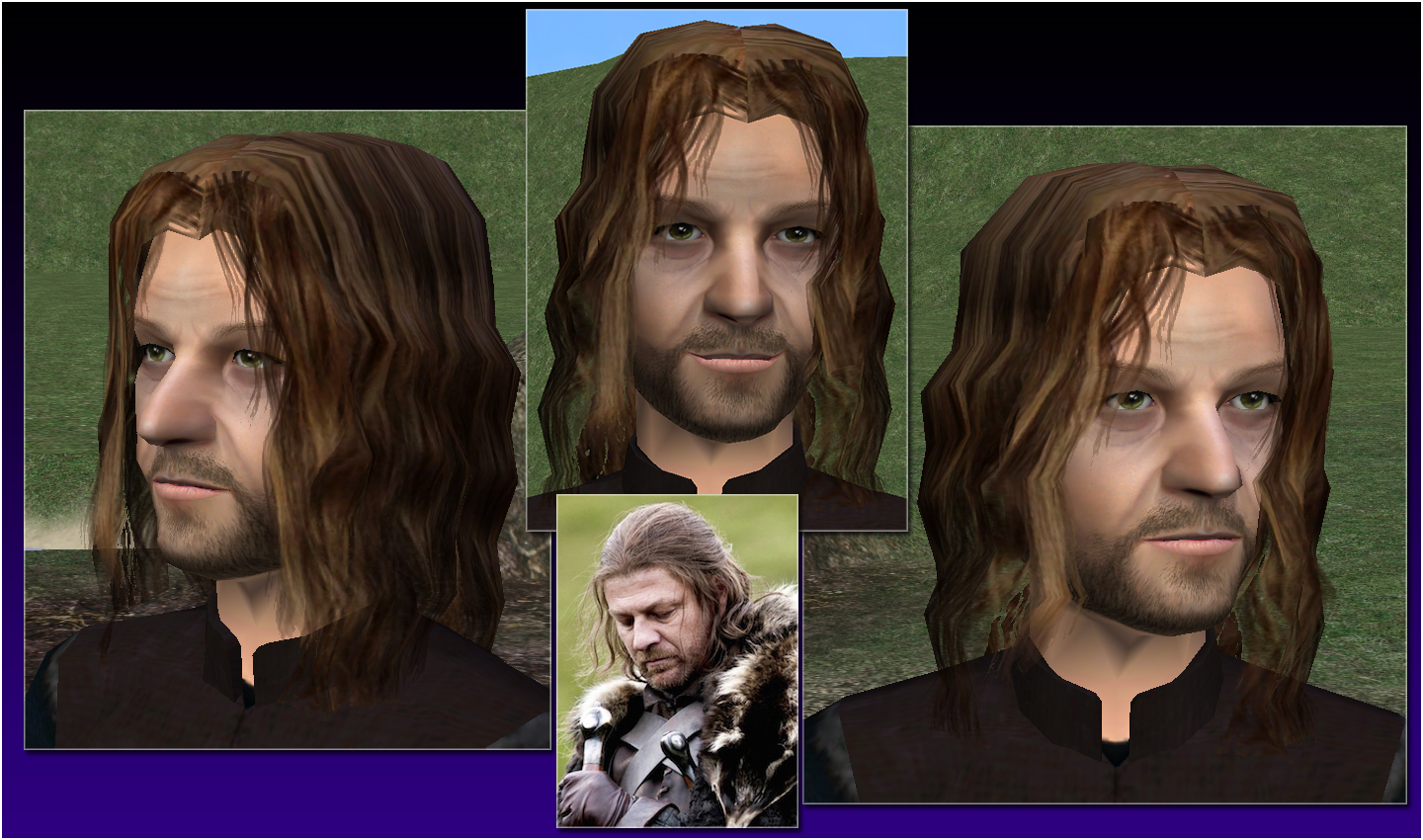 Mod The Sims Game Of Thrones Ned Stark