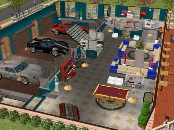 how to get a car on sims 4
