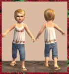 Детская одежда MTS2_thumb_Purplepaws_651898_toddlergirlsflowercaprioutfit