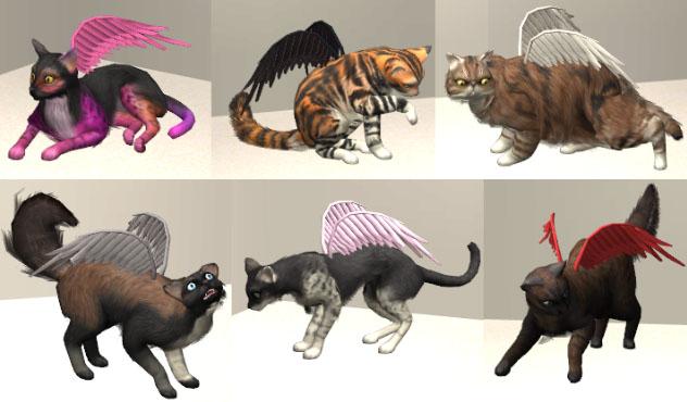 Как в симс 3 кошку и кота сделать парой 181
