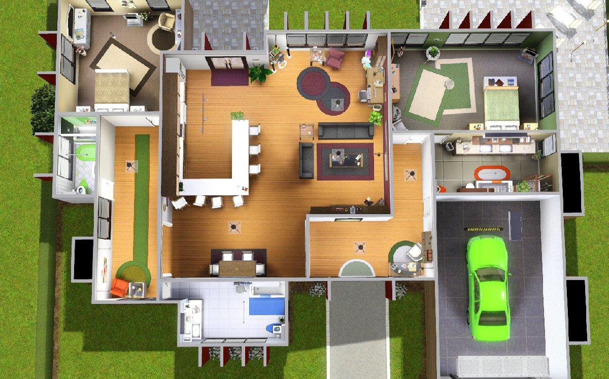 Mod The Sims Simply Modern