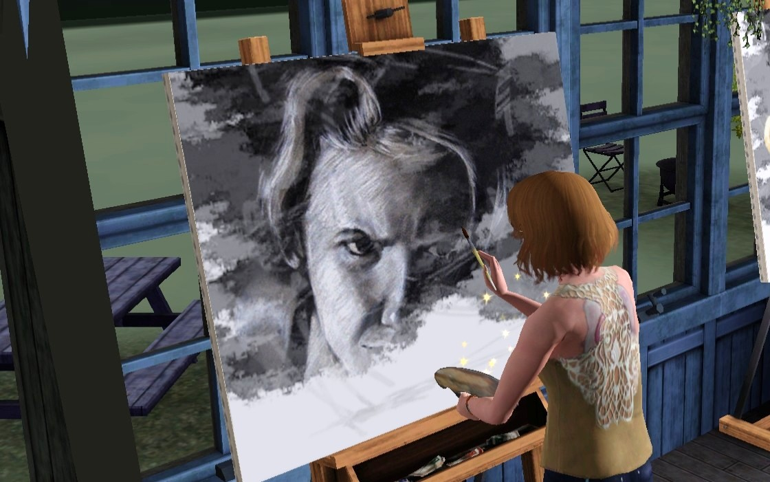 Mod The Sims - More paintings by Sara R