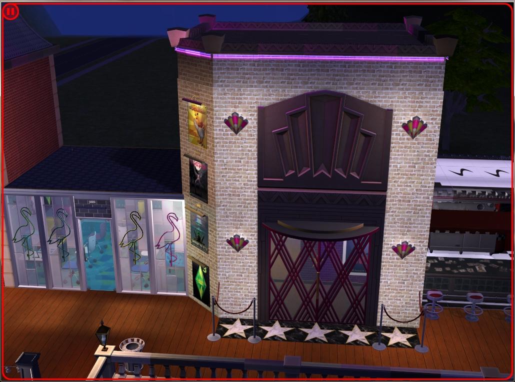 Sims  Coney Island Community Lot