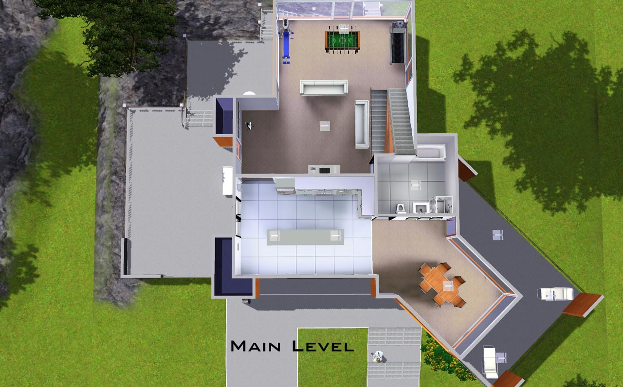 The Hoke House Cullens House Floor Plan Www Imgkid Com The Image Kid