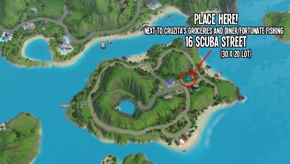 mod the sims paradiso pawn and elixir shop no cc or sc