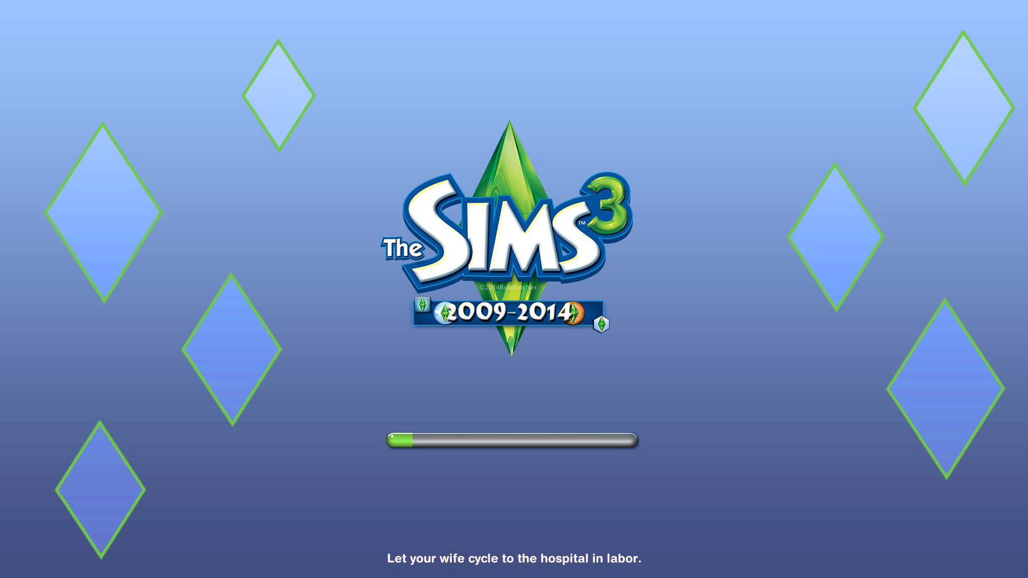 how to change screen size on the sims 2