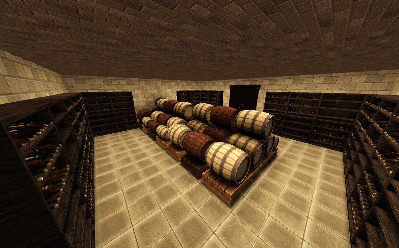 mod the sims del vino villa nectary