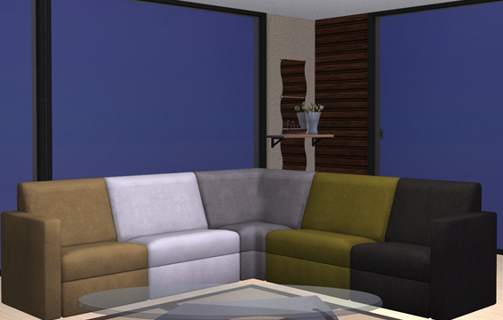 How To Make A Corner Sofa In Sims 3 Sofa Review
