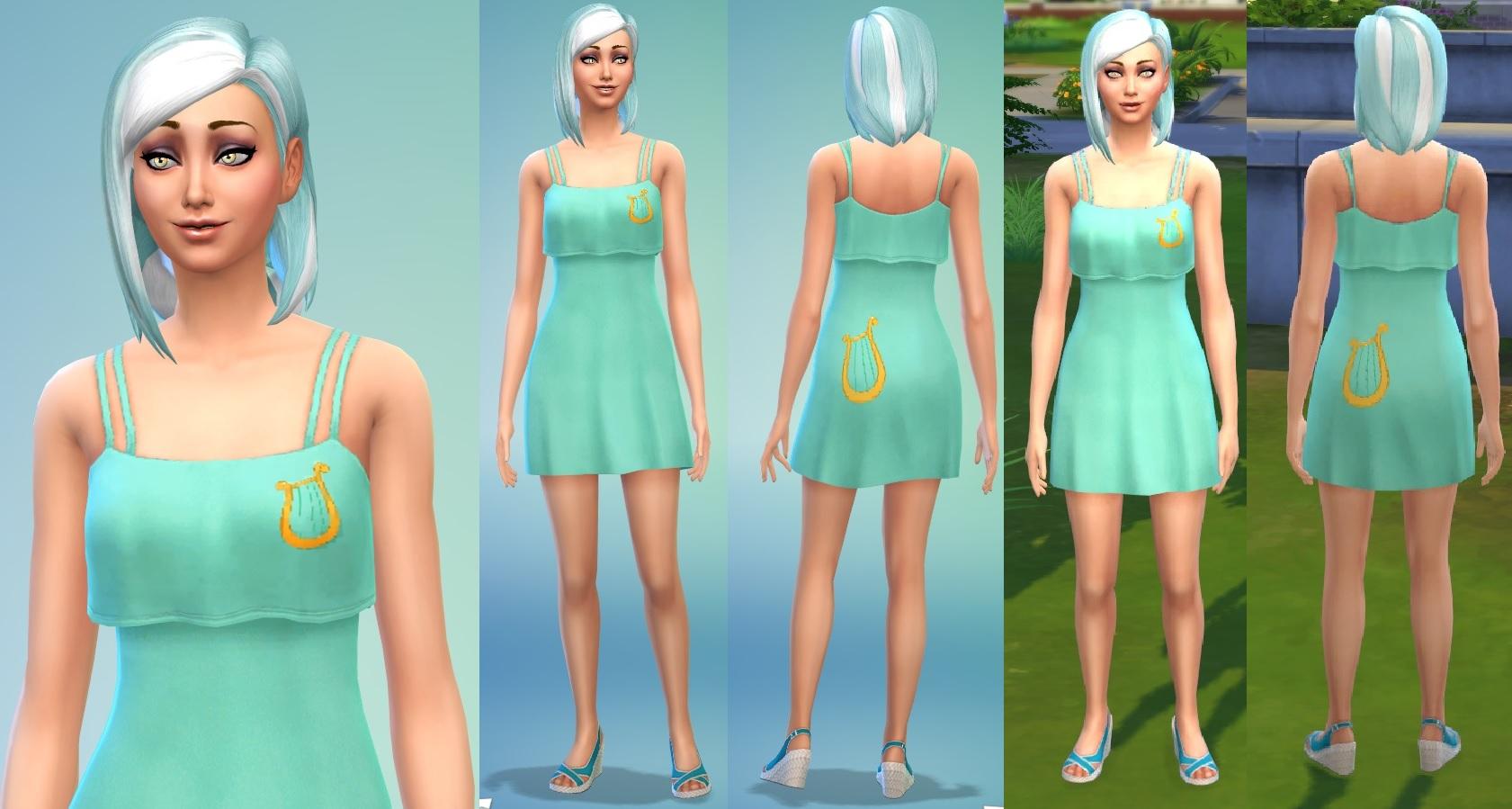 Vinyl X Trixie Mod The Sims Bonbon Lyra Vinyl Octavia Mlp