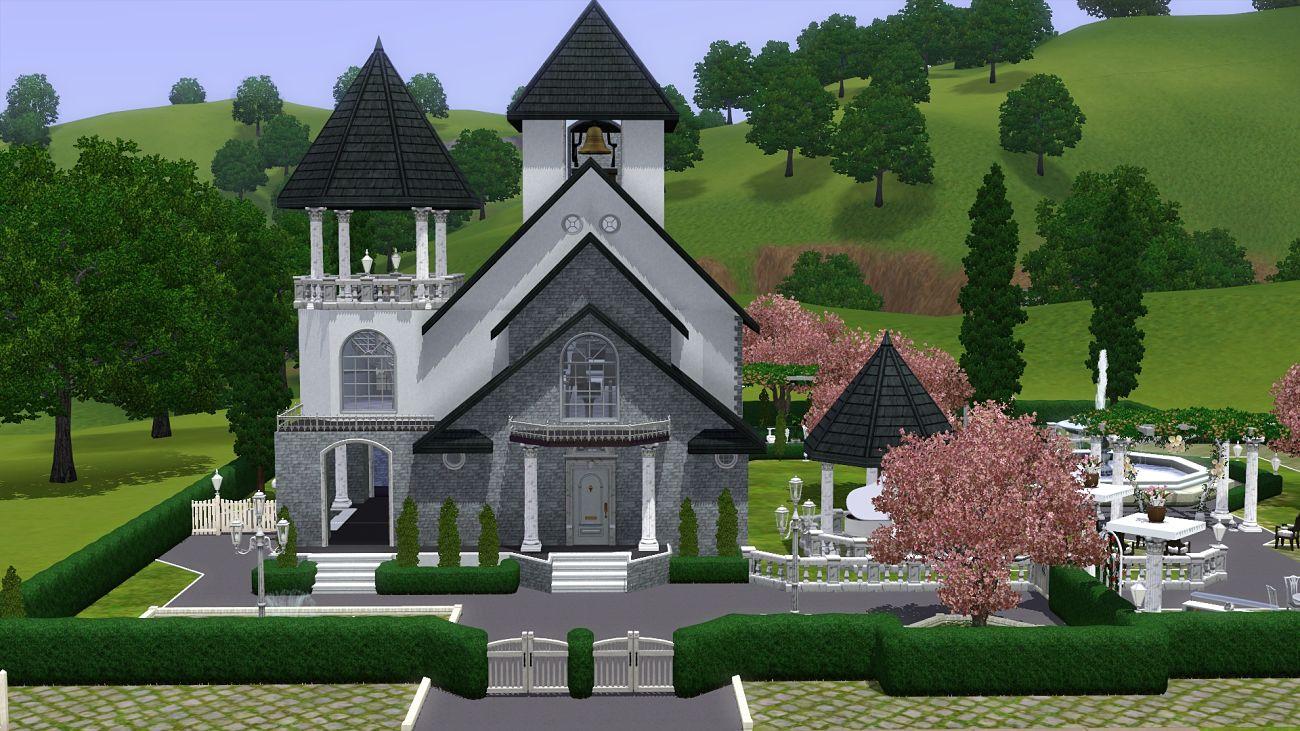 Where To Get Wedding Cake N Sims