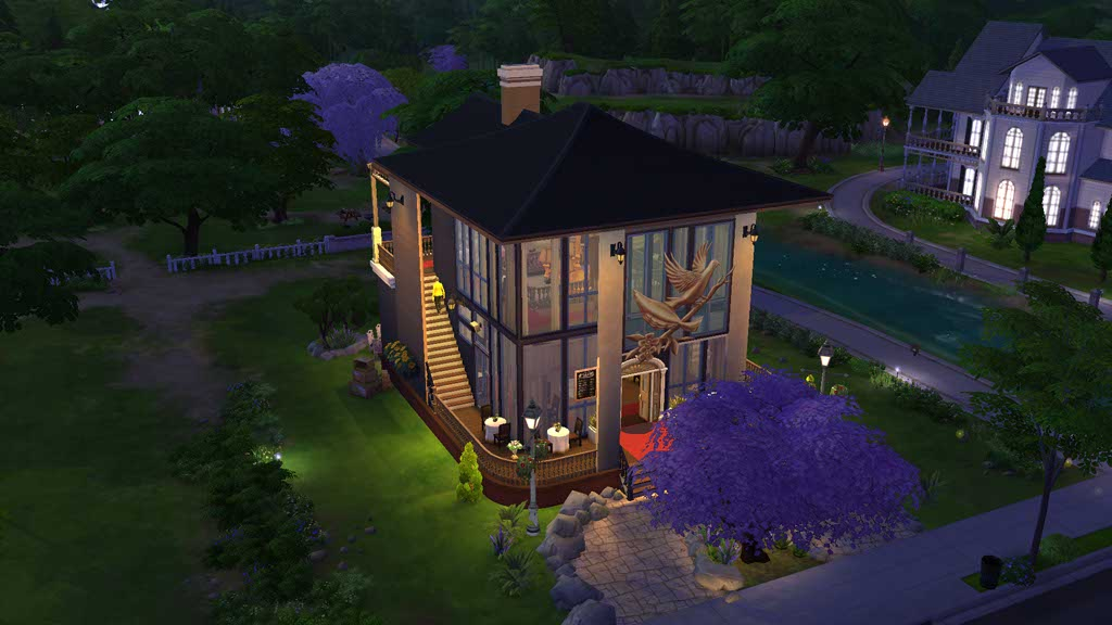 sims 4 how to move into a special venue