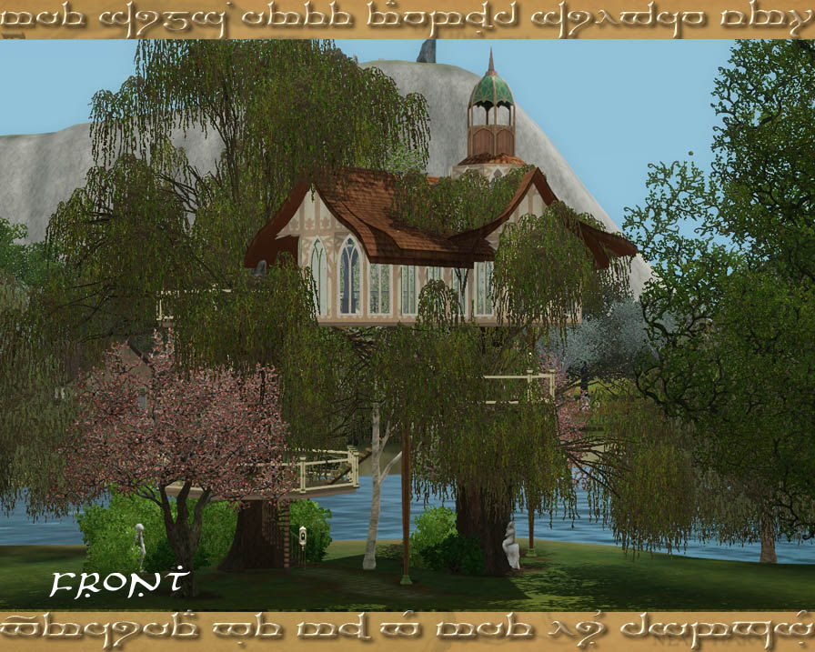 Mod The Sims Silvan City Community Lots Healing And School