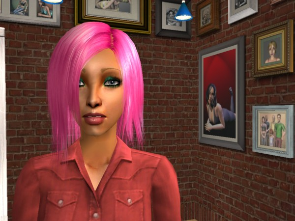 this Hairstyle is available to every age! Additional Credits: The Sims 2