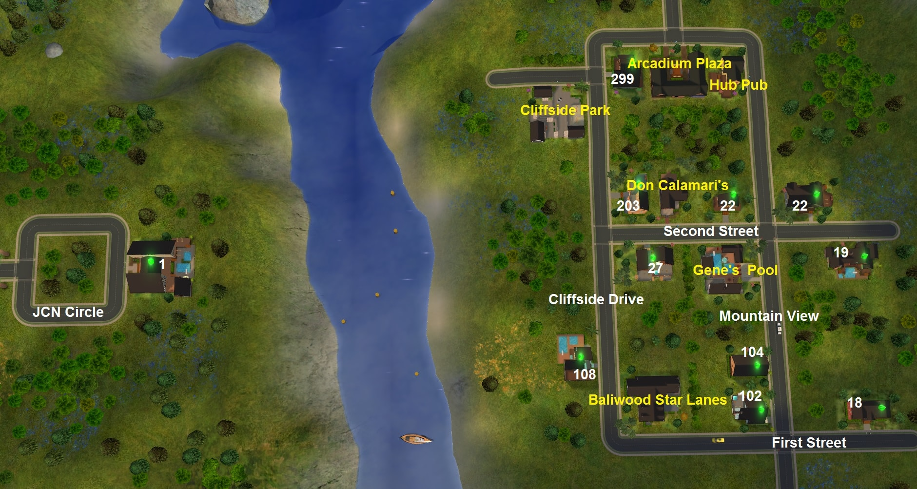 The sims life stories game guide & walkthrough_t.