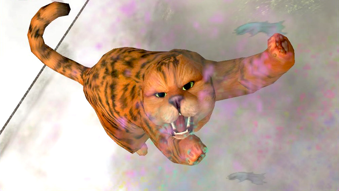 Sims 3 Cartoon Characters : Mod the sims garfield cat cartoon character on