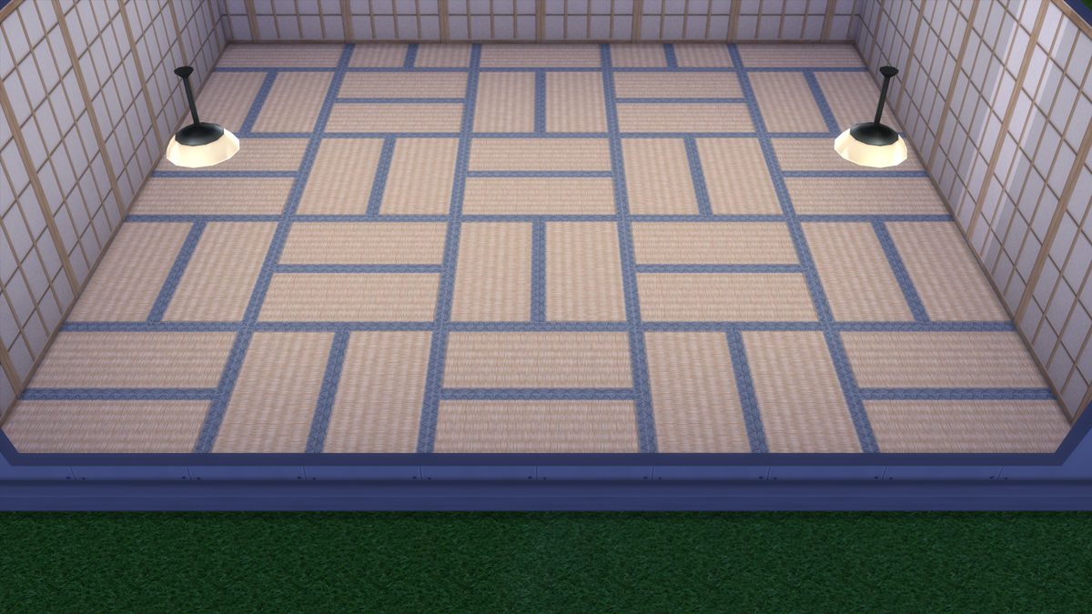 Tatami mat flooring home design ideas and pictures marvelous mod the sims dailygadgetfo Gallery