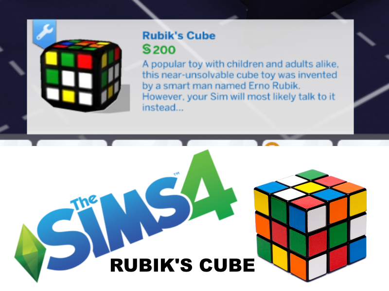 Click Image For Larger Version Name Ts4 Rubix Cube Size 3253