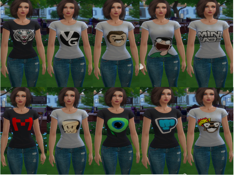 Long dress sims 4 jacksepticeye