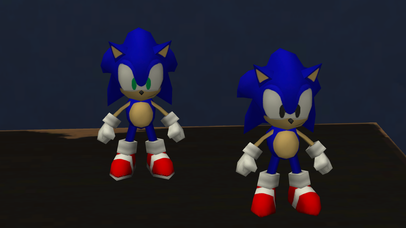 Mod The Sims Sonic The Hedgehog Toy