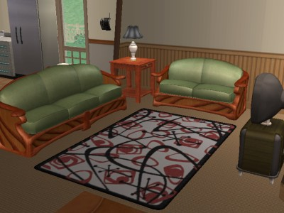 Mod the sims growing family cosy home 2 for Living room 5x3