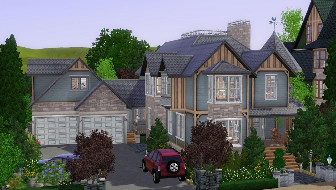 Mod The Sims Breezy Getaway 6ba 7ba Base Game No Cc