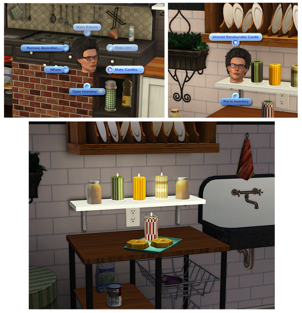 ModTheSims - Canning Station Overhaul [UPDATE: Aug 2 2016]
