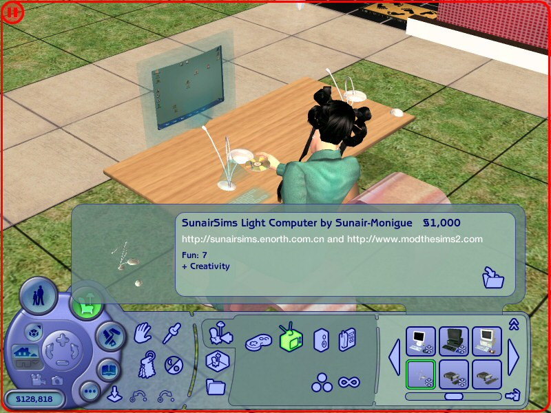 oggetti the sims2