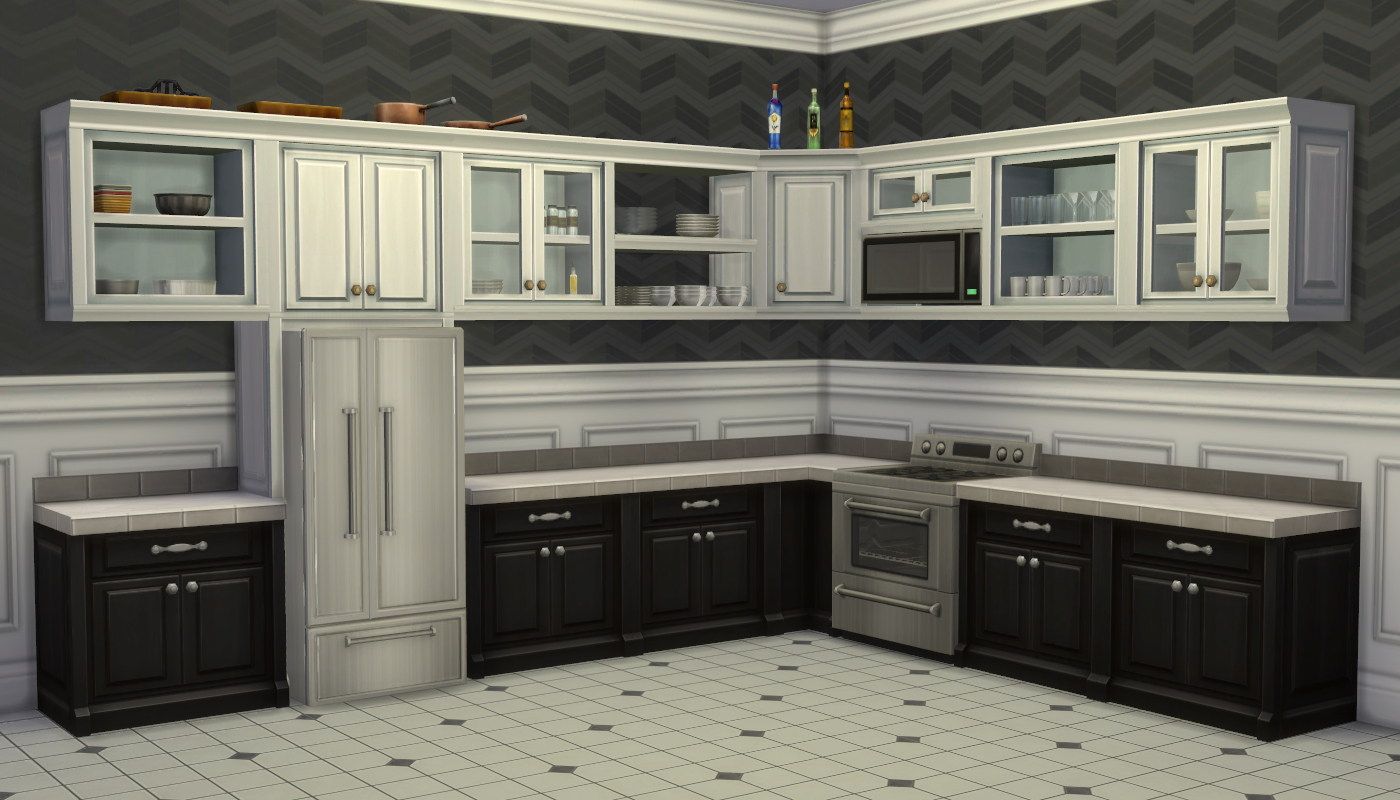 sims 2 kitchen cabinets mod the sims s cargeaux cabinets expansion 26141