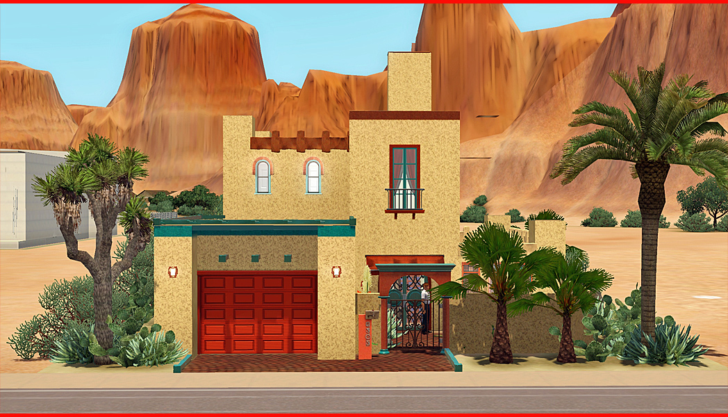 Mod The Sims Adobe Abode Cc Free